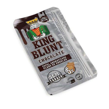 Blunt King Chocolate (Sem Tabaco) - Pacote com 5
