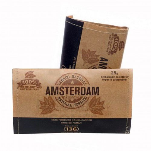 Tabaco Natural Amsterdam (25g)