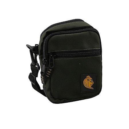 Shoulder Bag Puff Life - Verde