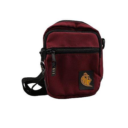 Shoulder Bag Puff Life - Vinho