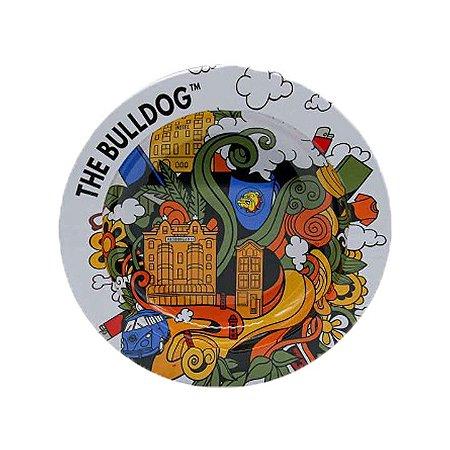 Cinzeiro de Metal The Bull Dog Amsterdam (Un.)