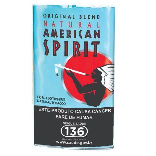 Tabaco American Spirit (Un.) 30g