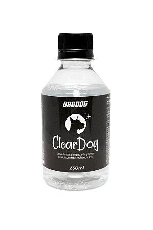 ClearDog - Solução p/ Limpeza de Piteiras, Bongs, Narguilés (Un.)
