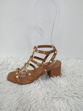 Sandália Tuttipé Skin Caramelo