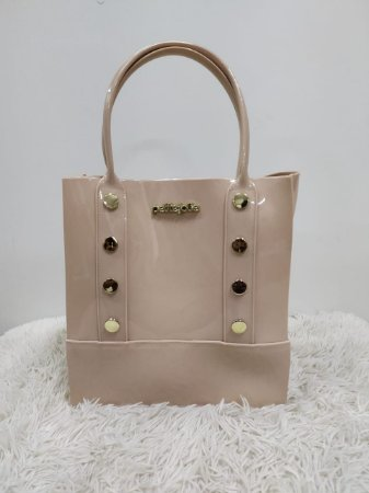Bolsa Petite Jolie Shopper Nude PJ4999