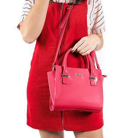 Bolsa Petite Jolie Love Pink PJ2121