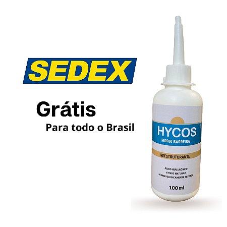 Creme Reestruturante Hycos MG500 100ml para pele com feridas, escaras, lesão por pressão e pé diabéticos
