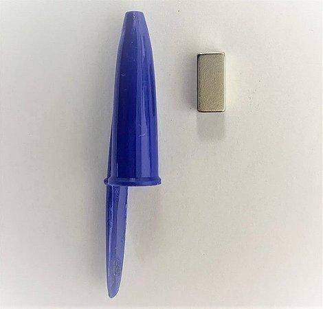 Ímã Neodímio N52 Bloco 12x6x4 mm