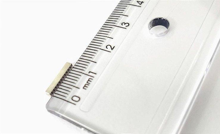 Ímã Neodímio N42 Bloco 12X2X2 mm