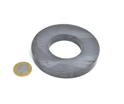 Ímã Ferrite Anel 102x56x10 mm - P/ Alto Falante