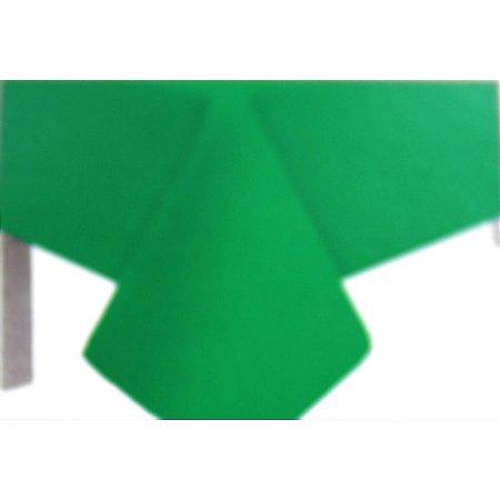 Toalha de Mesa Plástico Lisa Verde Escuro - 10 unidades - Medidas Variadas