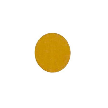 Etiqueta Adesiva Bola Ouro - 100 unidades