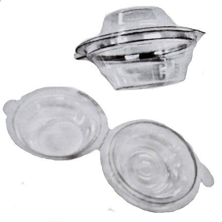 Embalagem de Plastico Blíster para 1 docinho - 100 unidades