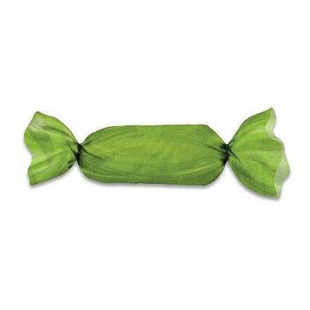 Embalagem para Trufas e Bombons 20x18 Verde Claro