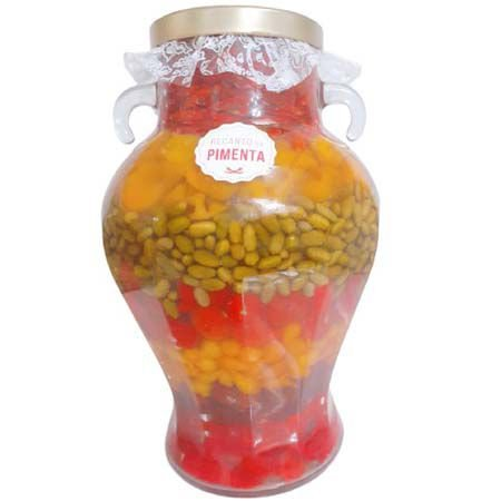 Conservas de Pimenta para Restaurantes e Bares