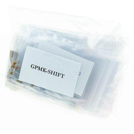Kit de componentes para GP I/O - MegaShift