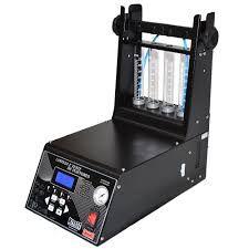 Máquina para teste bicos injetores (Sem cuba para limpeza)