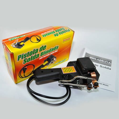 Ferro solda blindado 550Watts (110 volts) - PH 05