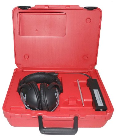 Estetoscópio eletrônico com fone de ouvido