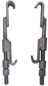 Encolhedor de molas da suspensão traseira