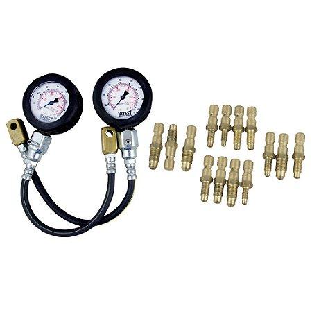 Medidor de pressão do sistema de freio