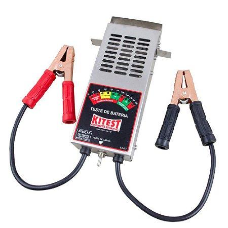 Teste de bateria eletrônico