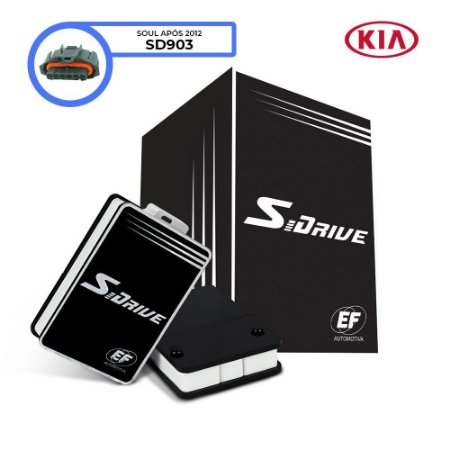 Módulo de Potência de Acelerador - Sdrive - KIA (SD903)