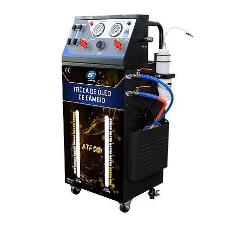 Maquina de troca de óleo do cambio automático - Maquina manual