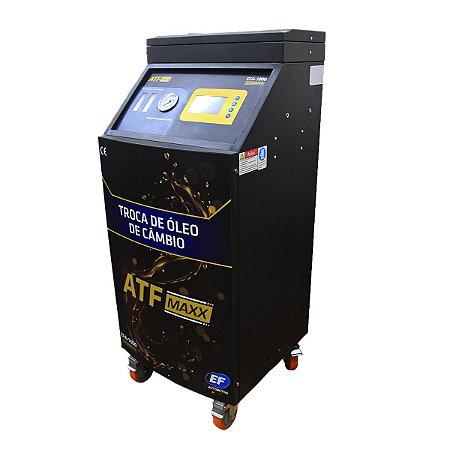 Maquina de troca de óleo do cambio automático - Maquina automática