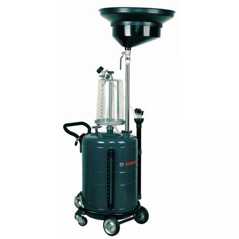 Máquina de troca de óleo a vácuo - Bosch