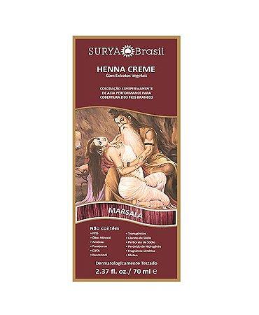 Henna Creme Marsala Surya Brasil 13.16 P 70ml