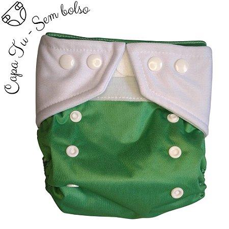 Capa sem bolso - Verde