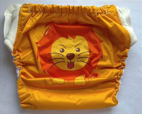 Fralda Juvenil com absorvente - Leão
