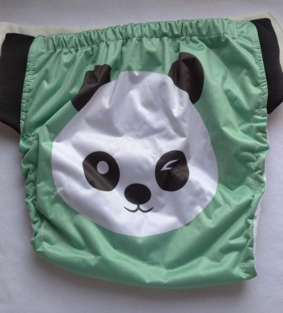 Fralda Juvenil com absorvente - Panda