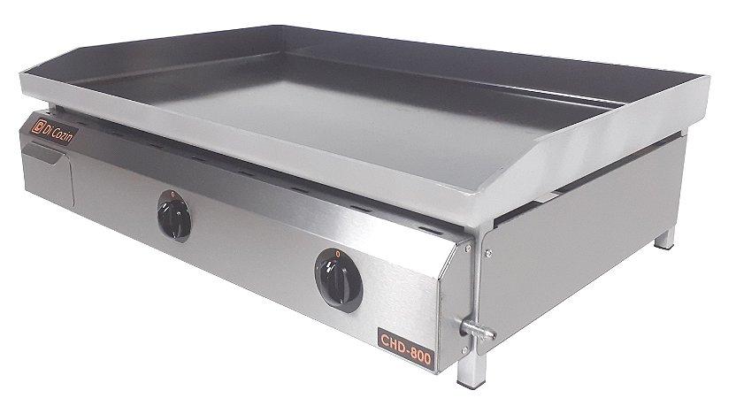 Chapa Bifeteira Di Cozin a Gás CHD-800 - de Bancada