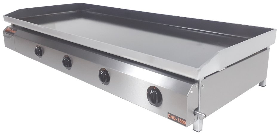 Chapa Bifeteira Di Cozin a Gás CHD-1300 - de Bancada