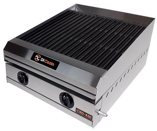 Char Broiler Di Cozin a Gás CBD-430 - de Bancada - Grelhas Total