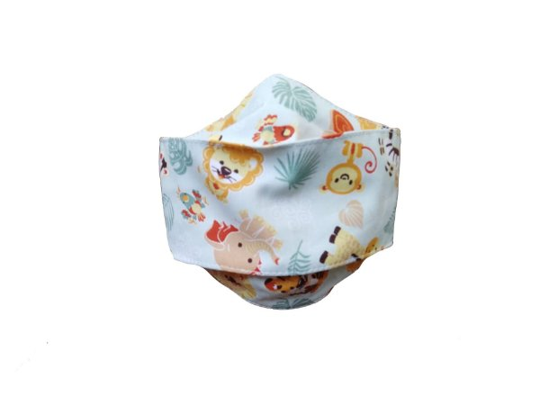 Mascaras 3D Feminina - 7