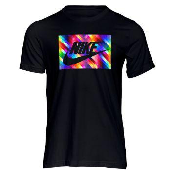 Camisa Camiseta NIKE colors Unissex 100 % Algodão