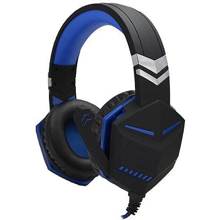 Fone De Ouvido Headset Gamer Para Ps4 E X-one Kp-433 - Knup