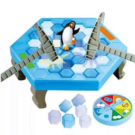Pinguim Game - Braskit