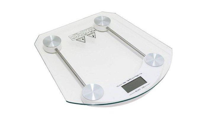 Balança Digital Quadrada 180kg Ud137