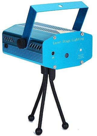 Projetor Holográfico Canhão Laser Decoração De Festas Natal