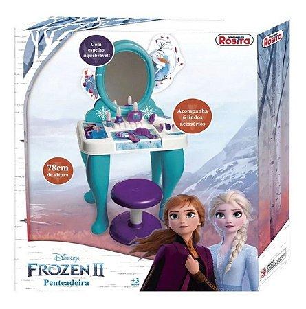 Brinquedo Penteadeira Divertida Disney Frozen 2 Rosita 9585