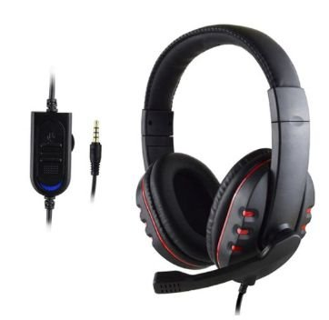 Fone Headset Pro Gaming Kubite T-997