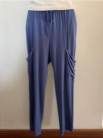 Calça Comfy Azul