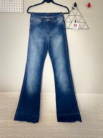 Calça Jeans Flare Bobstore