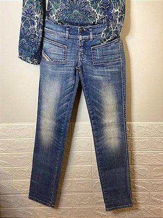 Calça Jeans Skinny  Diesel