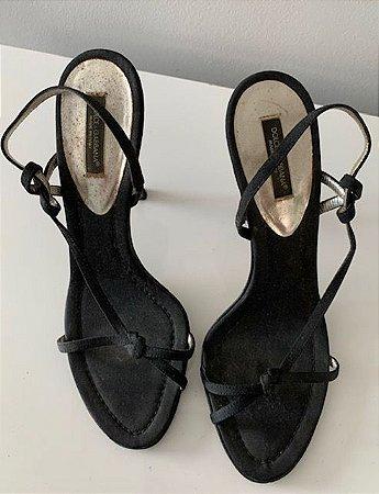 Sandália Dolce & Gabbana
