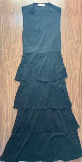 Vestido Longo Zara